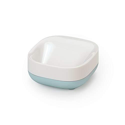 Joseph Joseph 70502 Slim Compact Soap Dish with Drain, Blue