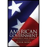 American Government - Readings & Cases (19th, 12) by Woll, Peter [Paperback (2011)]