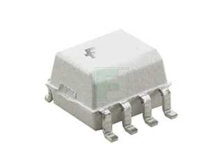 FAIRCHILD (ON SEMICONDUCTOR) HCPL0600 Single Channel 3750 Vrms 10 MB/s High Speed Logic Gate Optocoupler - SOIC-8 - 10 item(s) by FAIRCHILD (ON SEMICONDUCTOR)