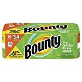 Bounty Paper Towels (15 Gigantic -