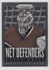 Carey Price (Hockey Card) 2013-14 Panini Prizm - Net Defenders - Price Prizm