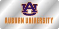 WinCraft Auburn University Au Auburn University L008173 Crystal Mirror License Plate