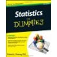 Statistics For Dummies 2nd edition by Rumsey, Deborah J. (2011) Paperback