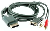 VGA Cable High Definition 6ft for XBOX 360
