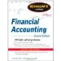 Schaum's Outline of Financial Accounting, 2nd Edition by Shim, Jae, Siegel, Joel G. [McGraw-Hill, 2011] (Paperback) 2nd Edition [Paperback]