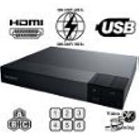 SONY BDP-S1700 Compact Design - Multi System Region Free Blu Ray Disc DVD Player - PAL/NTSC…