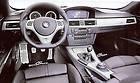BMW E92 E93 M3 AC Schnitzer Silver Fiber Interior Trim