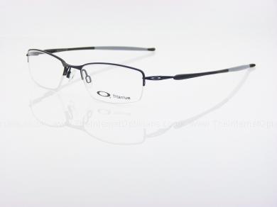 UPC 700285550466, Oakley Transistor Eyelgasses [Matte Black Frame/Light Grey Ear Socks/51/18/134]