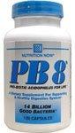 Nutrition Now PB 8 Pro-biotiques acidophilus comprimés, Végétarienne, bouteilles 60-Count