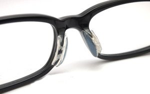 82ccbb1b9ef4 Image Unavailable. Image not available for. Colour  Silicone Soft Stick  Nose Pads For Eyeglasses And Sunglasses