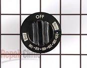 OEM Whirlpool Range/Stove/Oven Thermostat Knob (Oven Thermostat Knob)