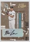 Kevin Cave #30/50 (Baseball Card) 2004 Donruss Leather & Lumber - [Base] - Signatures Bronze [Autographed] #152