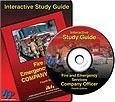 CD-ROM Study Guide for Fire and Emergency Services Company O