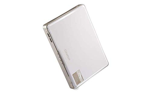 QNAP TBS-453DX-4G-US 4 Bay, 4GB, Quad-Core M.2 SATA SSD Nasbook with 10GbE