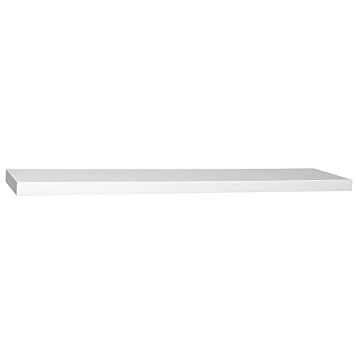 60 expresso floating shelf - 1