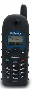 Durawalkie opt handset for 1X (Catalog Category: Networking / Wireless Network Equipment) by EnGenius