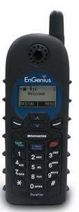 Handsets Durawalkie - Durawalkie opt handset for 1X (Catalog Category: Networking / Wireless Network Equipment) by EnGenius