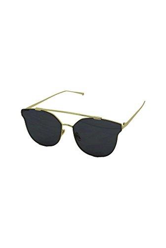 Gold In soleil de Finecy with Lens Frame taille Black Homme Lunettes unique CqfZZ04