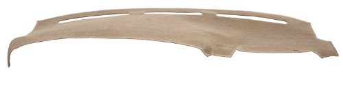 DashMat Original Dashboard Cover Lincoln Town Car (Premium Carpet, Caramel)
