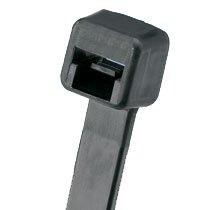 Panduit PLT4H-TL0 BLACK WEATHER RESISTANT HEAVY CABLE TIE 4'' MAX. BUNDLE (package of 100)