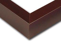 Nielsen Bainbridge Mahogany Wood Frame Kits 40in pair