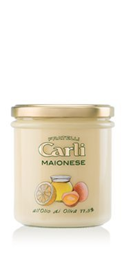 Mayonnaise with Olive Oil Two Jars (9 ounces) each