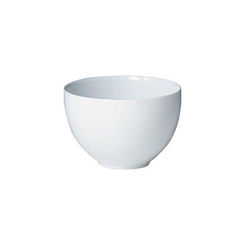 Denby White Noodle Bowl, Set of 4