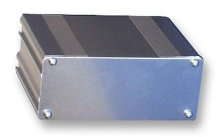 Metal Enclosure, Extruded, Heat Sink, Aluminium, 45 mm, 108.5 mm by MULTICOMP