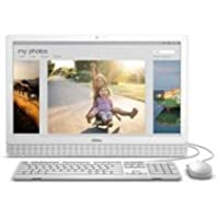 Dell Inspiron 3455 23.8 LED AMD A6-7310 2.4GHz 4GB RAM 500GB HDD All-in-One Desktop - i3455-2040WHT