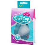 DivaCup Menstrual Solutions DivaCup Model 2 (post-childbirth and/or over 30) (a)