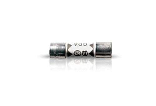 0.5A 250V Fast-Acting 5x20mm Ceramic Fuses (2-Pack)