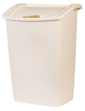 Dual Action Wastebasket - 5