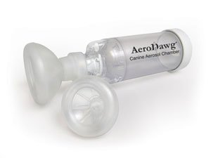 AeroDawg Canine Aerosol Chamber for Dogs - Large by AeroDawg