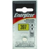 Energizer 397BPZ Battery 1-Pack Zero Mercury