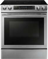 Samsung Appliance NE58K9430SS 30'' Slide-in Electric Range with Smoothtop Cooktop, 5.8 cu. ft. Primary Oven Capacity, in Stainless Steel