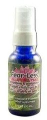 - Flower Essence Services Flourish Formulas Fearless Spray, 1 Ounce