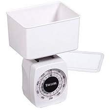 Taylor Mechanical Food Scale - White by taylor