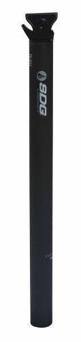 (SDG SDG Micro Carbon I-Beam Seatpost 31.6mm X 400mm Black)
