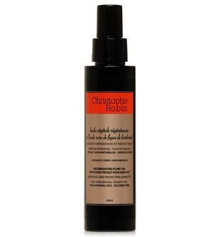 Regenerating Plant Oil With Rare Prickly Pear Seed Oil 125 ml by Christophe Robin by Christophe Robin