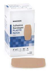 MCKESSON Adhesive Strip Medi-Pak Performance Sheer 2 X 4