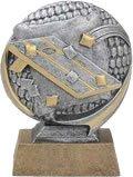 3-D Cornhole / Corn Toss Award - 5''