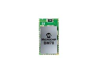 MICROCHIP TECHNOLOGY BM78SPPS5MC2-0002AA 2 4 Ghz 10 dB UART