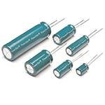 Supercapacitors / Ultracapacitors 25F 2.7V EDLC HV SERIES CYL (1 piece)