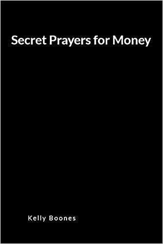 Secret Prayers for Money: An Inspirational Prayer and