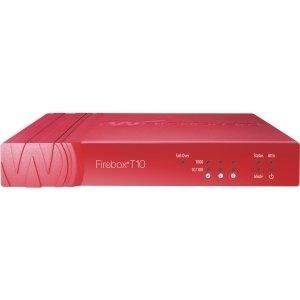 WatchGuard Firebox T10-W Network Security/Firewall Appliance - 3 Port Gigabit Ethernet - Wireless LAN IEEE 802.11n - USB - 3 x RJ-45 - Manageable - Desktop - WGT10500