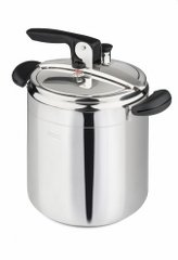 Barazzoni Pressure Cooker 9 lt. Amelia + Made in Italy by Italian Cooking Store by Barazzoni