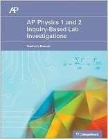 Book AP Physics 1 and 2 Teacher Lab Manual