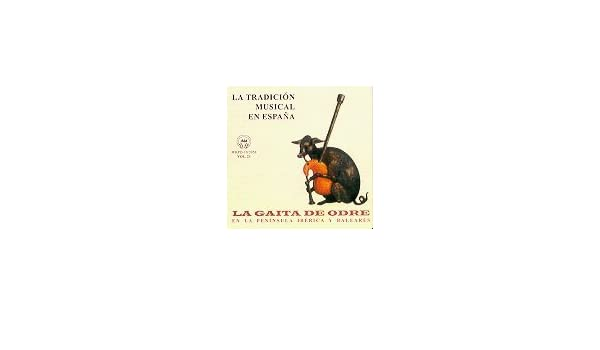 LA TRADICIÓN MUSICAL EN ESPAÑA Vol-21 LA GAITA DE ODRE: Amazon.es: Música
