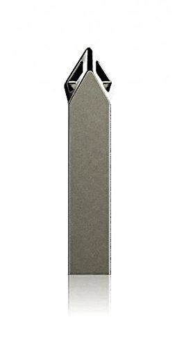 Silicon Power 16GB Jewel J50 USB3.0 Zinc-Alloy Compact USB Flash Drive Titanium Edition by Silicon Power (Image #3)