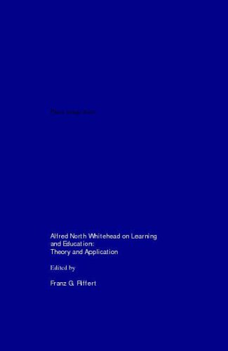 Alfred North Whitehead on Learning and Education: Theory and Application pdf epub